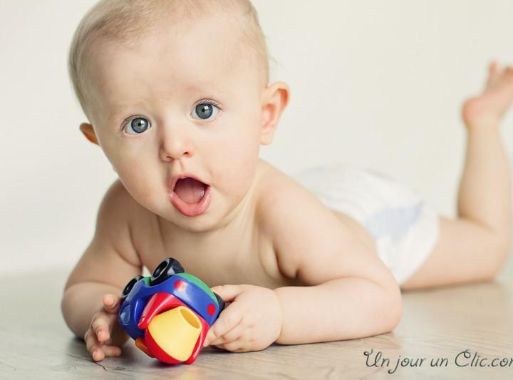 Soren - Séance photo bébé