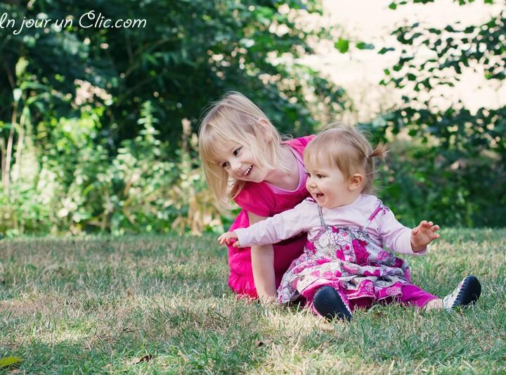 Chloé et Lucie